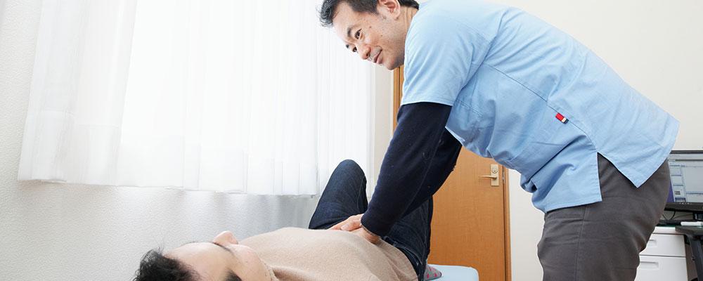 外来診療の流れ